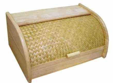 Chlebnik 400x270x180 mm dřevěný