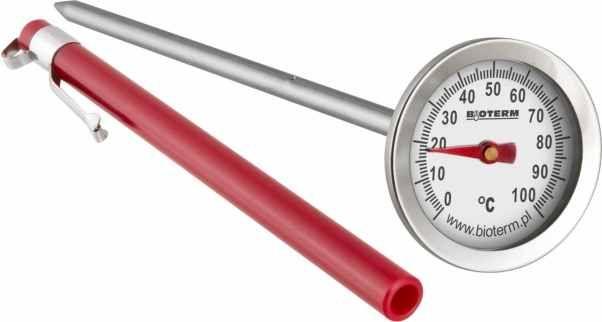 Kuchyňský teploměr  - na pečení/ vaření 0°až 100°