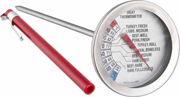 Teploměr na pečení masa  / +54°až 88°
