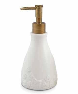 Dávkovač tekutého mýdla ROMANTIC 320 ml mechanický