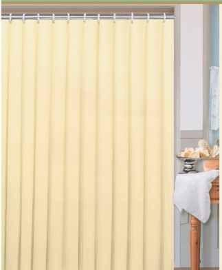 Sprchový závěs UNI 180x180 cm béžový