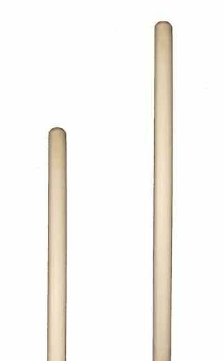 Násada dřevěná 28 déklka 150 cm