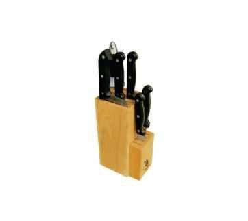 Blok na nože 90x134x232 mm dřevěný