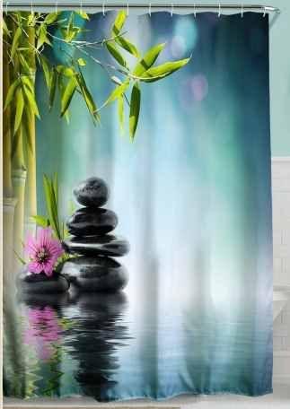 Sprchový závěs LUX 180 x 200 cm Infinitii