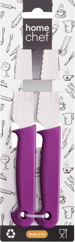 2ks Nůž kuchyňský SOLINGEN snídaňový / 100 mm