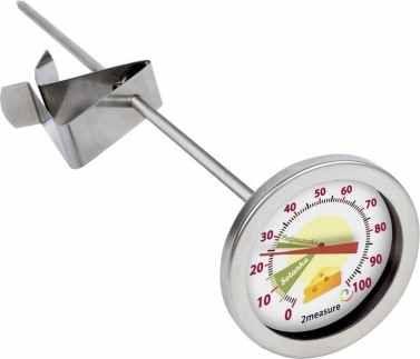 Teploměr pro výrobu sýrů 0°- 100°C