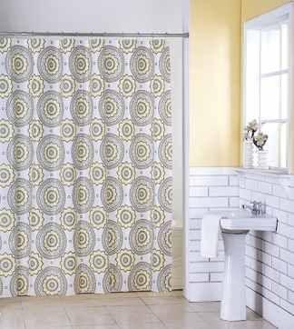 Sprchový závěs  HEVA13190_2 180x200 cm