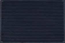 Čisticí vstupní rohož guma UKULELE 33x55cm černá
