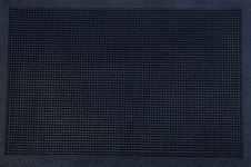 Čisticí vstupní rohož guma Musette 40x60cm černá
