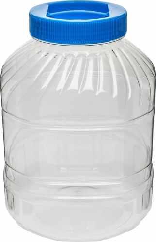 Plastový barel UH 8l čírý