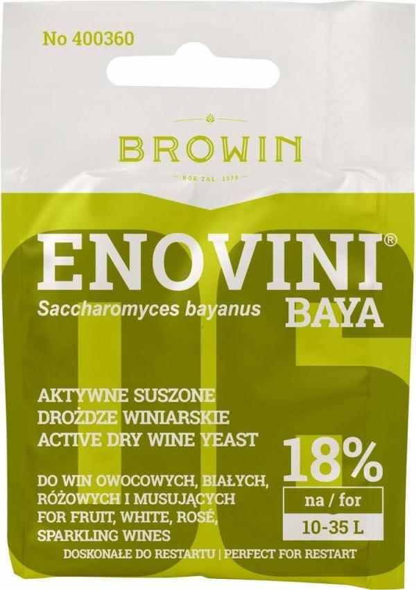 Vinné kvasnice Enovini BAYA 7g