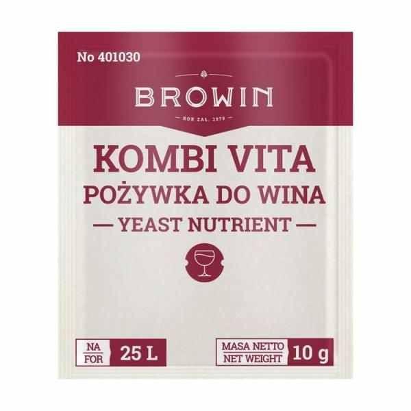 Vínové médium Kombi Vita - 10g