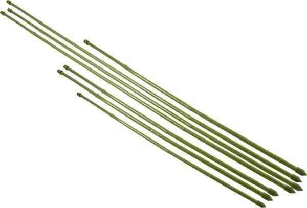 Podpěra rostlin /ocel potažená PE/ 180