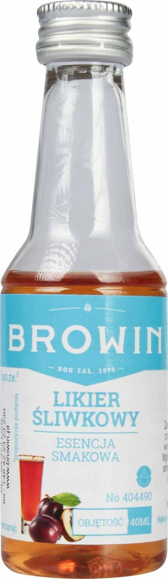 Esence Švestkový likér - 40 ml