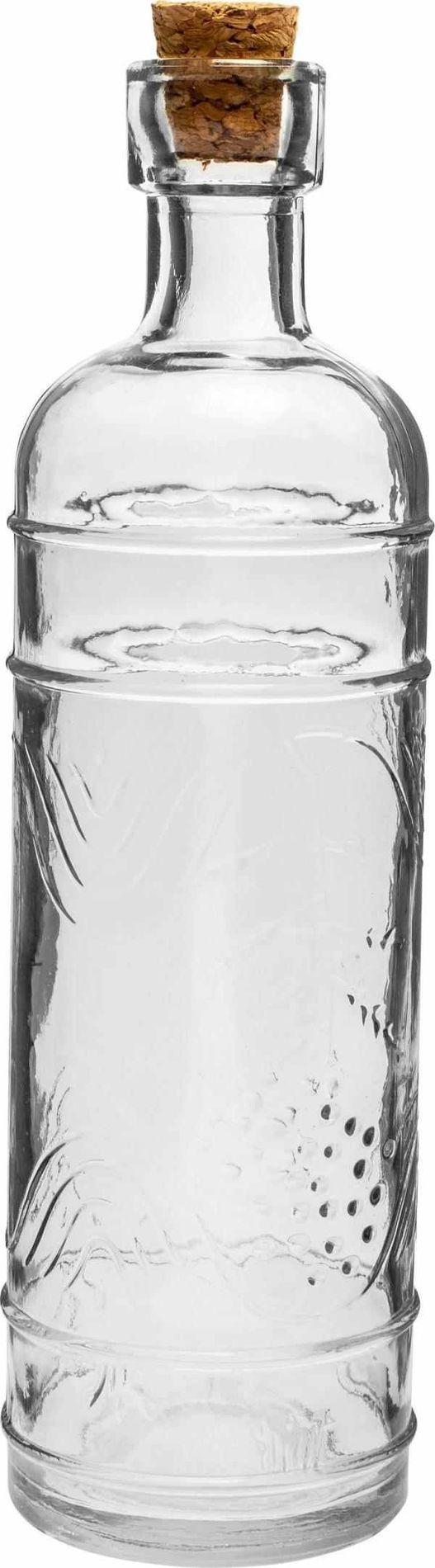 Skleněná láhev s korkovým uzávěrem 170 ml SORBO