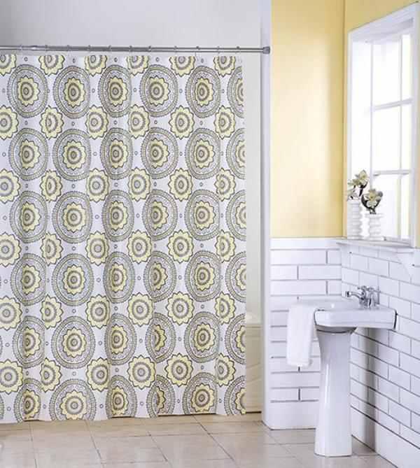 Sprchový závěs HEVA13190_2 180x180 cm