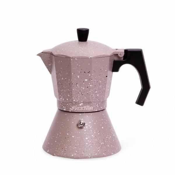 Moka konvice Espresso 300ml béžový mramor