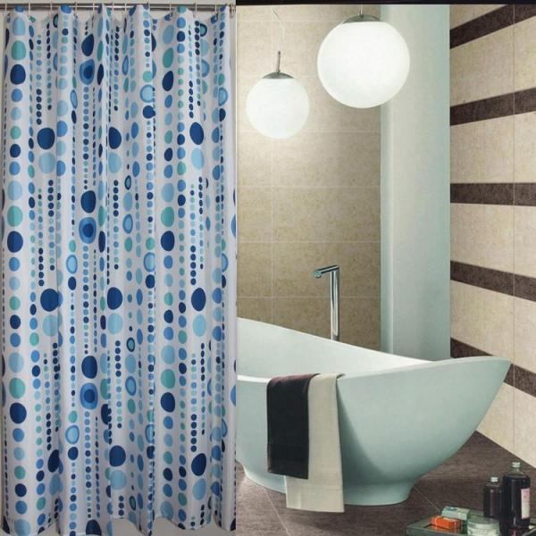 Sprchový závěs CY-13199h 180 x 200 cm vícebarevný
