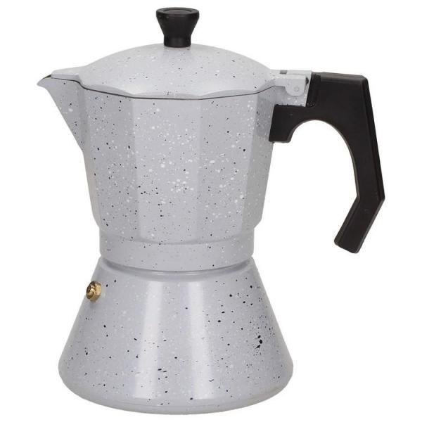 Moka konvice Espresso 300 ml AL granit