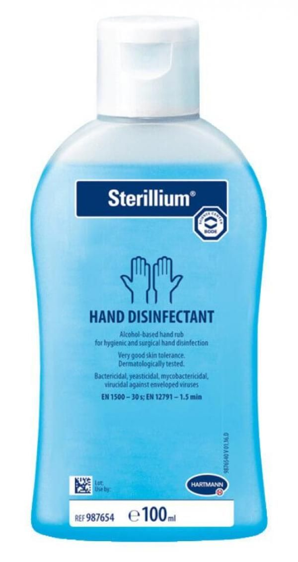 Sterillium 100ml přípravek na dezinfekci rukou