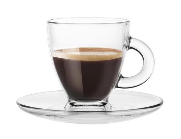Šálek Espresso 85 ml + podšálek