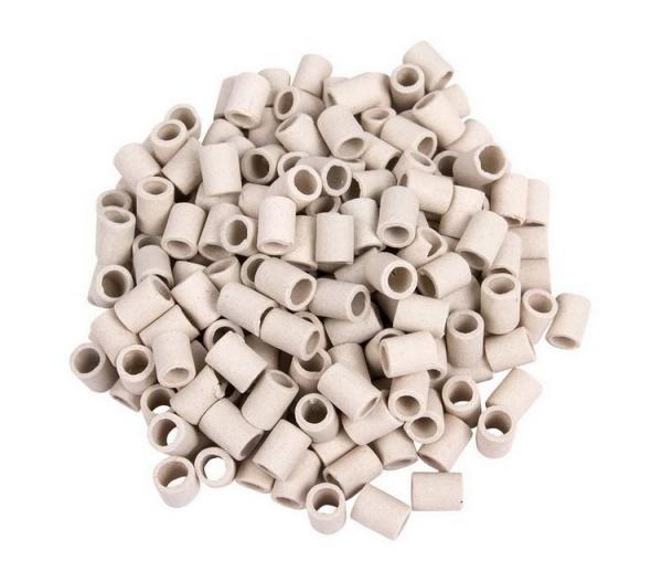 Raschigovy kroužky pro destilaci 0,5 l