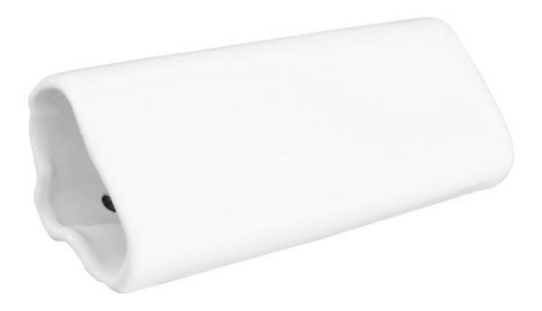 Keramický zvlhčovač vzduchu na radiátory hladký.