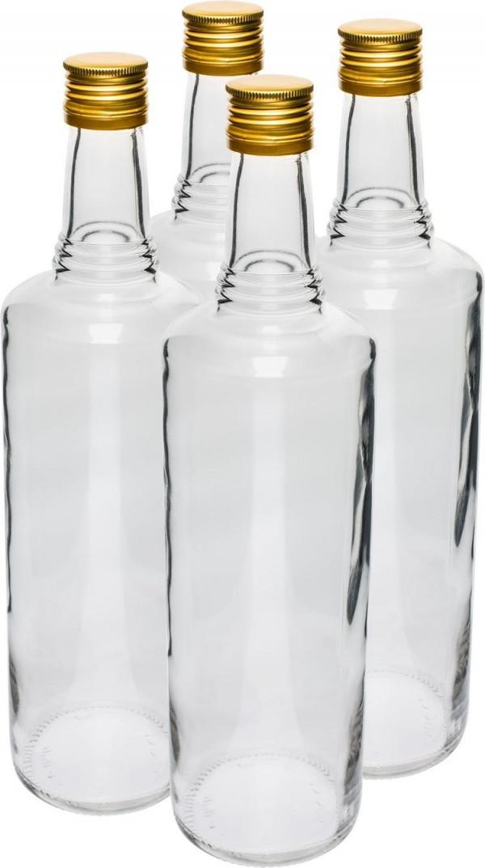Skleněná láhev s uzávěrem Italiano 1l