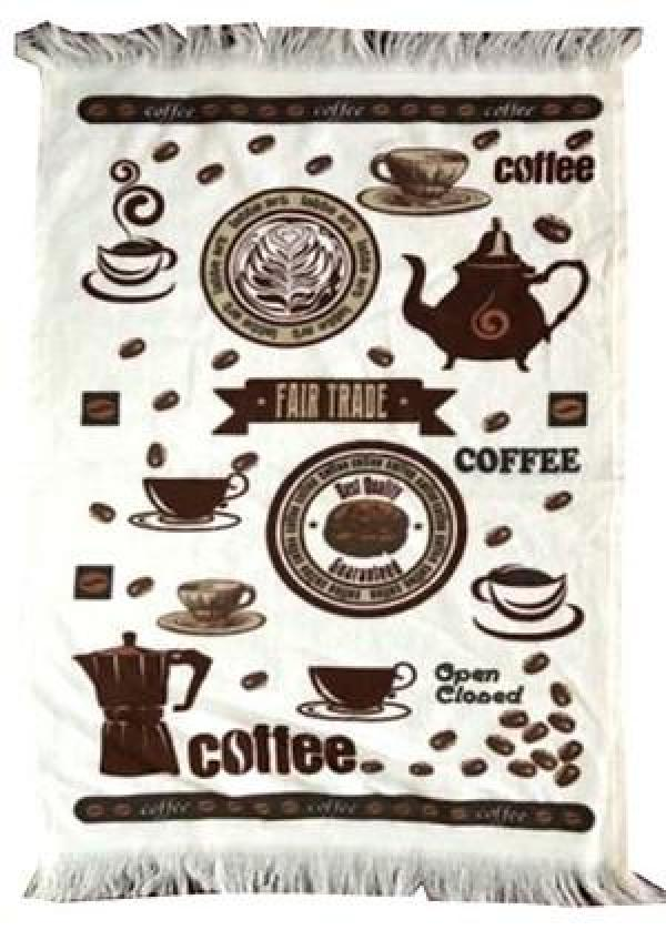 Kuchyňská utěrka 40x60 cm, coffe