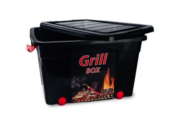 Roller GRIL box 40l