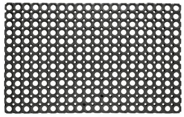 Foto Rohož guma DOMINO 50 x 100 x 2,2cm