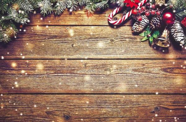 Stolové prostírání vánočn