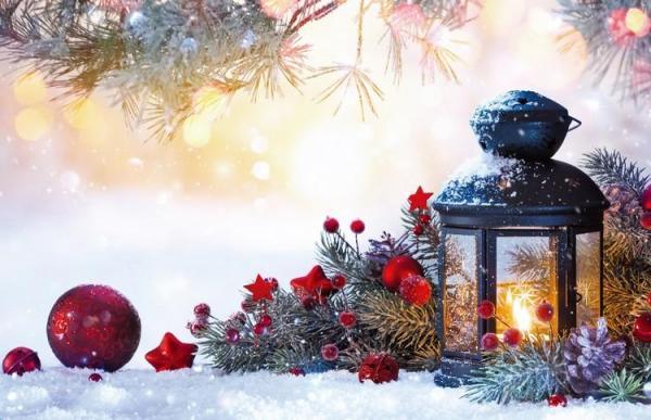 Stolové prostírání vánoční Candle
