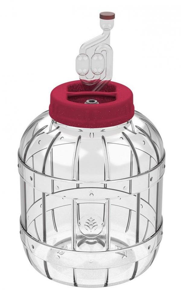 Multifunkční fermentační demižon 5l