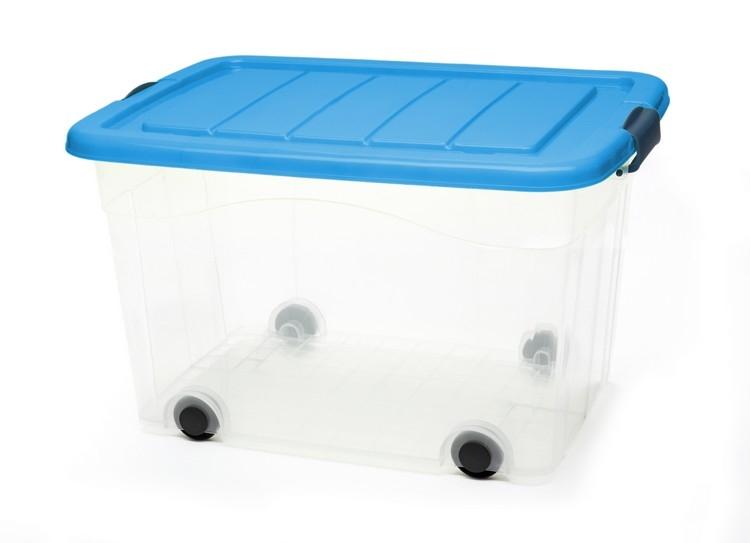 Úložné boxy, koše na odpadky